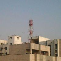 Telephone Tower near BSNL Office, Civil Lines, Allahabad, Аллахабад