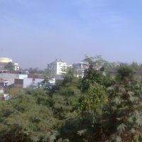 Allahabad near River Yamuna, Аллахабад
