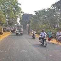 Lucknow Road, Бахраич