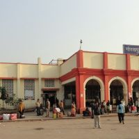 gorakhpur railway station, Горакхпур