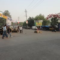 UNIVERSITY-RAILWAY STATION-CARMEL ROAD, Gorakhpur, Uttar Pradesh, India, Горакхпур