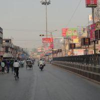 GOLGHAR CHOWK, Gorakhpur, Uttar Pradesh, India, Горакхпур