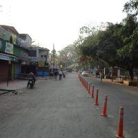 GOLGHAR / INDIRA BAL VIHAR SIDE WALK, Gorakhpur, Uttar Pradesh, India, Горакхпур