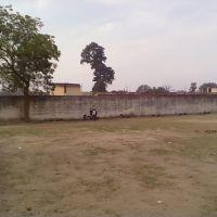 NE rly school. ground, Горакхпур