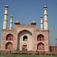 Akhbar Mausoleum, Гхазиабад