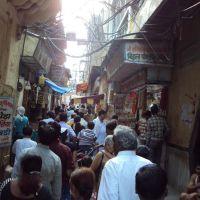 Towards Bankey Bihari Temple ...., Гхазиабад