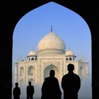 Taj Mahal (INDIA), Гхазиабад