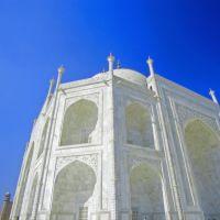 Taj Mahal Blue angle, Етавах