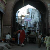 "Agra  il bazaar ""impianti a norma"", Йханси"
