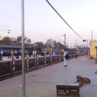 Platform No.6-7 of Kanpur Central Railway Station, Канпур