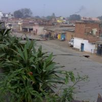 Slums of Juhi Parampurwa, Kanpur, Канпур
