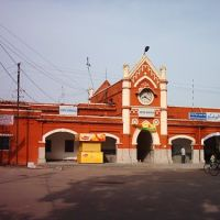 Anwarganj, Канпур