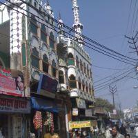 Eidgah (Masjid ek raat wali), Moradabad, Морадабад