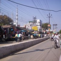 View of EIDGAH Road 2004, Морадабад