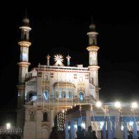 PILIBHIT, gate of Gaurishankar Mandir, Пилибхит