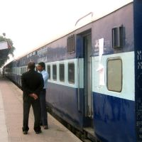 Bareilly Intercity Express, Рампур