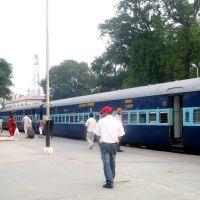 Bareilly Intercity Express, Рампур