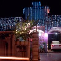 2.DrVikram Home at dipawali 2009, Рампур
