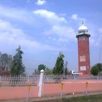 Clock Tower, Рампур