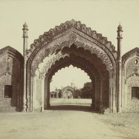 Artillery Line Gate, Рампур