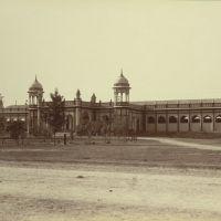 Nawab Railway Station, Рампур