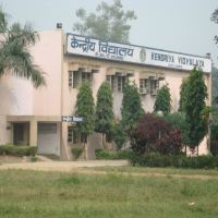 kendriya vidyalaya old building, Рампур