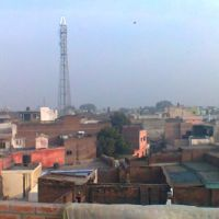 talab nihaluddin khan, Рампур