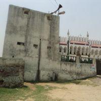 Masjid near Sambhal, Самбхал