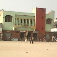Ashiq Public Library, Самбхал