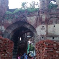 The Gate Of Fort In Sambhal (QILA)..... (Suhail @ Guddu)+918285544159, Самбхал