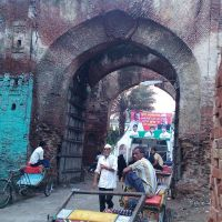 The Gate Of Fort In Sambhal (QILA)..... (Suhail @ Guddu)+918285544159, Самбхал