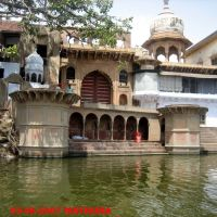 YAMUNA GHAT VEIW FROM BOAT, Хатрас