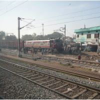 Via Férrea - Agra/Jhansi - India .τ®√ℓΞΛج, Хатрас