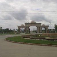 Gautam Buddha University, Greater Noida © Bipul Keshri, Хатрас