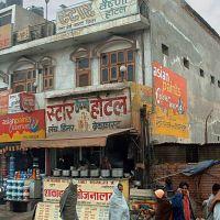 Inde, les restos dans la rue pour la population, Хатрас