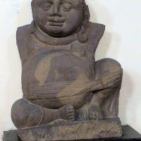 Kuber - Vedic God of wealth  & prosperity , Government Museum, Mathura, Хатрас