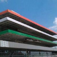 Buddh International Circuit at Greater Noida, Uttar Pradesh, India, Хатрас