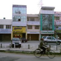 Vikas Vihar (show room), Амбала