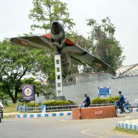 Mig fighter plane, Ambala, Амбала