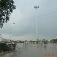 Sector 13 & 23 Chowk, City Station Road, Бхивани