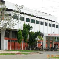 Multi Purpose Hall, Bhim Stadium, Бхивани