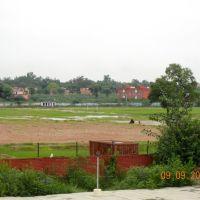 Bhim Stadium Grounds, Бхивани