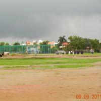 Cricket Practising Net, Bhim Stadium, Бхивани