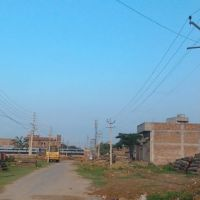 Kath mandi road, Бхивани