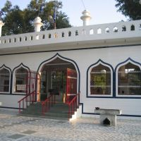 Dargah of NDRI, Карнал