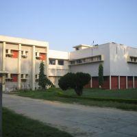 BIOCHEMISTRY BUILDING, Карнал