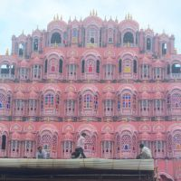 Hawa Mahal Themed Ganapati Pandal in Pune, Пуна
