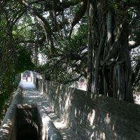 Shaniwar Wada Walls, Пуна