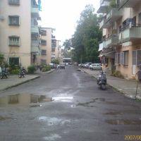 The Street in Mrira Society, Пуна
