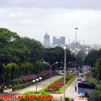L B 6 VEIW FROM HILL, Бангалор